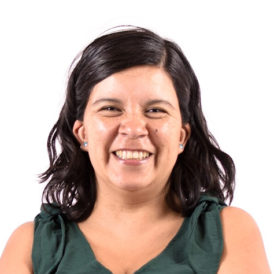 Andrea Zamora - Directora General