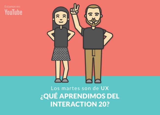 Rodrigo Vera y Camila Cordero presentan lo más destacado del Interaction 20 en Milán.