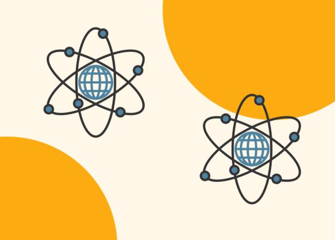 La redes de Internet segura podrían lograrse con el uso de una Internet cuántica.