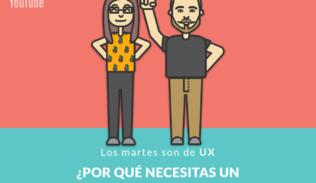 Francisca Jorquera y Rodrigo Vera conversan sobre el rol del UX Writer en los equipos UX.