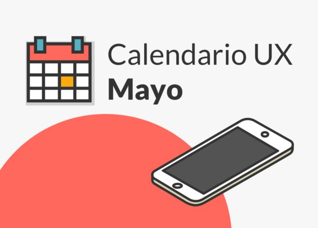 Calendario mayo