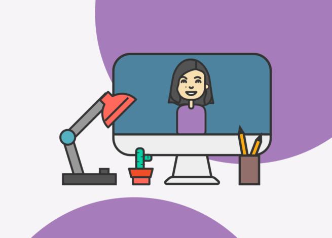 Recomendaciones de Andrea Zamora para realizar efectivas clases online.