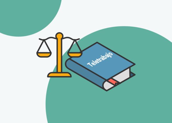 Un libro representa la nueva ley de Teletrabajo en Blog IDA.