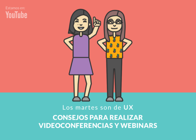 Andrea Zamora y Francisca Jorquera entregan consejos para organizar videoconferencias exitosas
