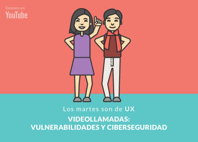 Patricia Peña y Andrea Zamora comentan las debilidades de la plataforma Zoom y otras apps de videollamadas.