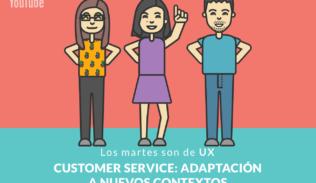 Servicio al cliente en LMSDUX