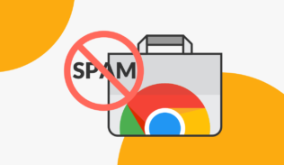 Chrome Store lucha contra el spam