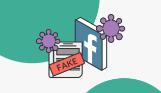Facebook ayuda a prevenir información falsa
