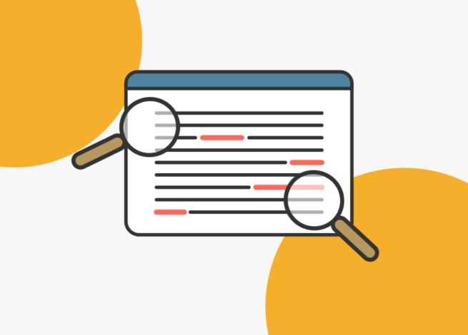 Cómo manejar keywords
