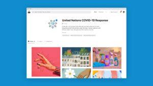 ONU y Unsplash contra el COVID-19