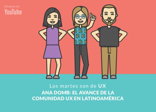 Ana Domb UX en Latinoamérica