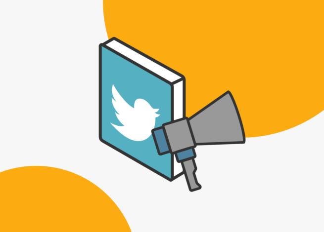 Comunicar con un tweet