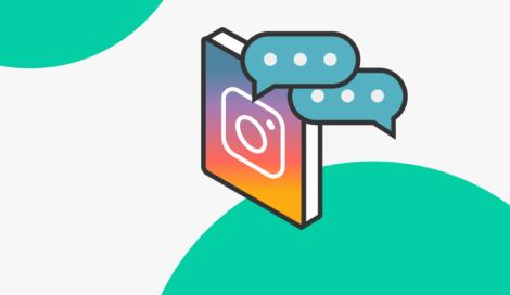 Imagen de Aprende a utilizar las salas de mensajería para Instagram