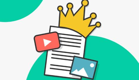 Imagen de El contenido es el rey: Sin contenido los mapas no sirven