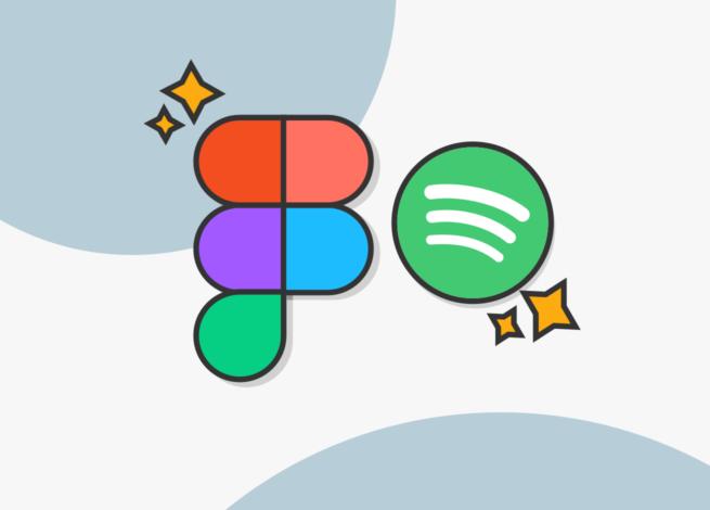 Figma es la herramienta de diseño elegida por Spotify en Blog IDA.
