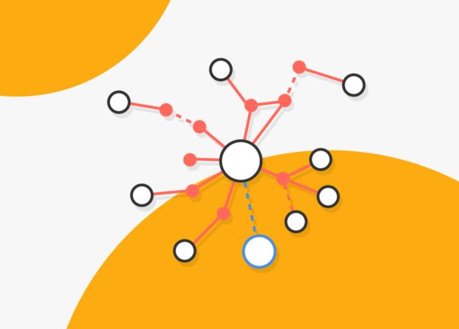Un célula representa la conexión de diferentes contenidos representada por folcsonomias y tesauros de indexación.