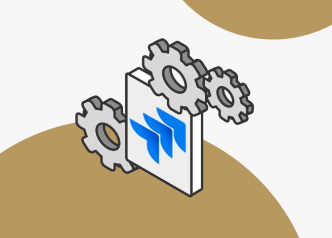 Engranajes representan el funcionamiento de Jira en proyectos.