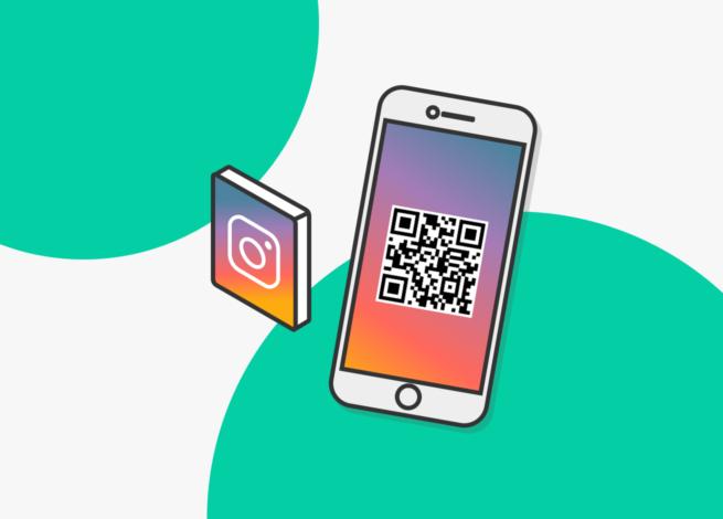 Nueva función de Instagram que integra códigos QR.