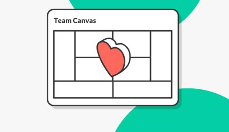 Imagen de Team Canvas para alinear equipos