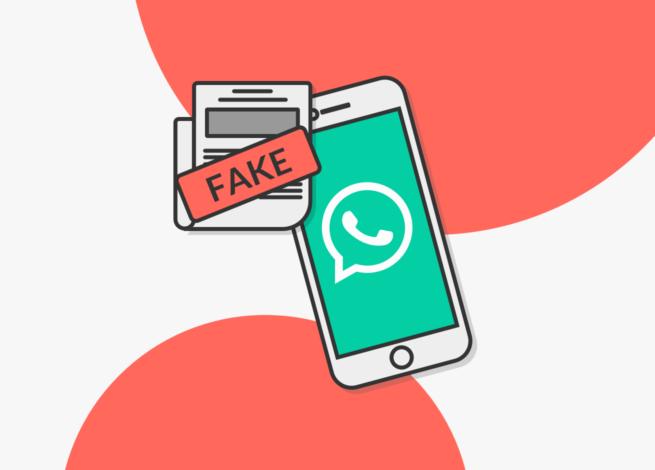 Servicio de mensajería, Whatsapp en la lucha por frenar las fake news