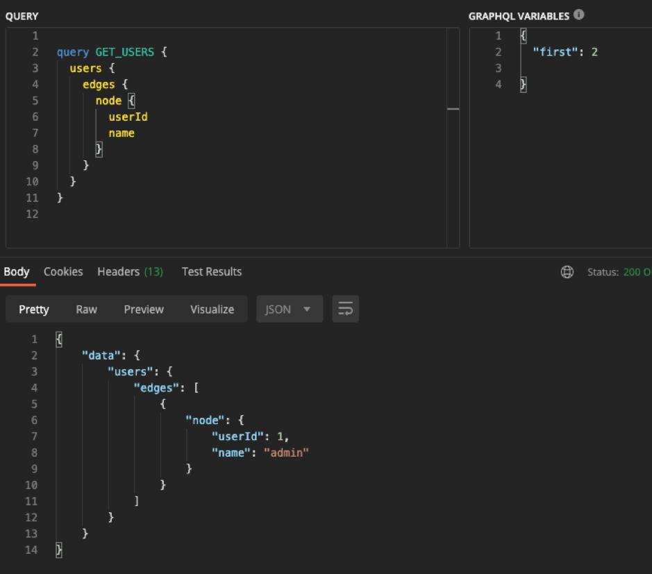 Ejemplo 3 de API GraphQL en código para Blog IDA.