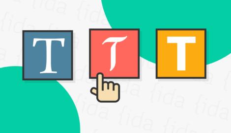 Imagen de ¿Cómo elegir la tipografía de tus plataformas digitales?