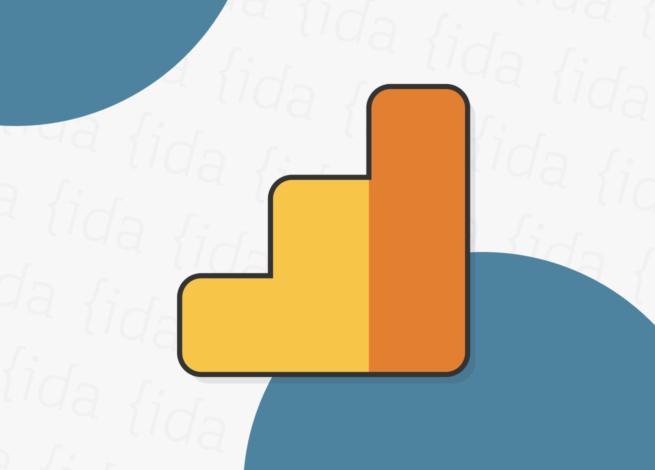Logo de Google Analytics.