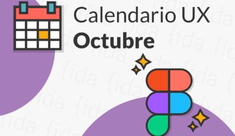 Imagen de Octubre: Eventos y grandes sorpresas en UX