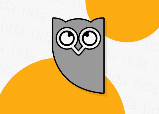 ícono de Hootsuite.