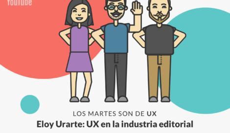 Imagen de Eloy Urarte: Adaptación al mercado digital