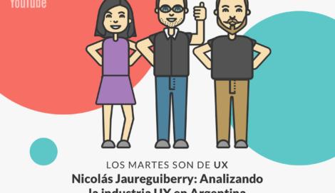 Imagen de Nicolás Jaureguiberry: Diseño Estratégico en nuestros proyectos