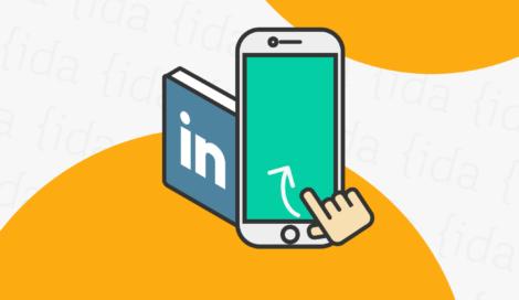 Imagen de LinkedIn adopta el Swipe-Up en sus stories