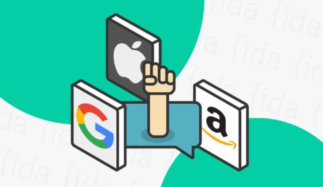Imagen de Libertad de expresión y las Big Tech: Parler es expulsado de Apple, Google y Amazon
