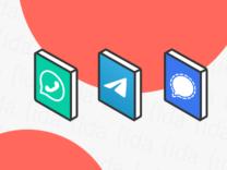 Imagen de WhatsApp, Telegram y Signal: La lucha entre las apps de mensajería
