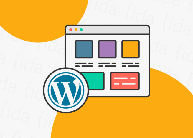 Interfaz en WordPress con el Plugin Advanced Custom Fields.