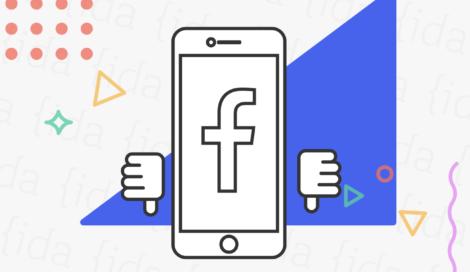 Imagen de La aplicación de Facebook baja su calificación virtual y queda con 1 estrella
