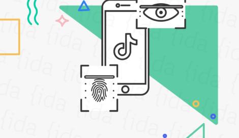 Imagen de TikTok da inicio a la recolección de data biométrica en su aplicación