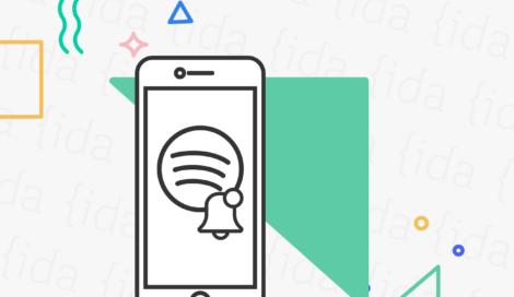"""Imagen de Spotify prepara actualización que indicará las """"novedades"""" en su plataforma"""