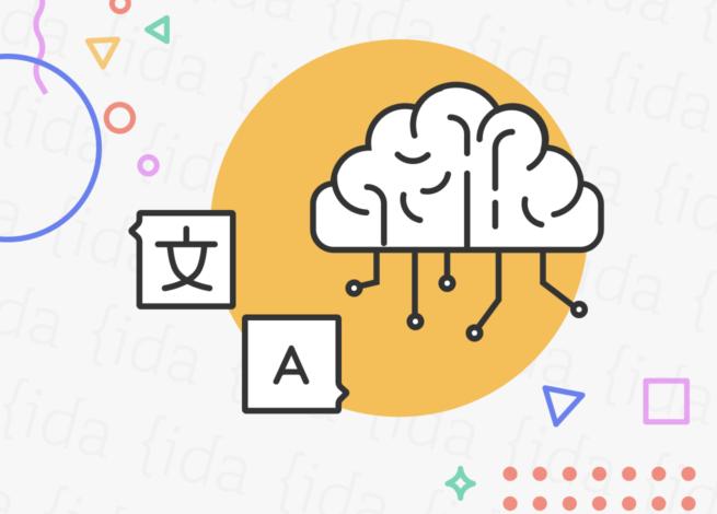 Inteligencia artificial que aprende sobre nuevos idiomas.