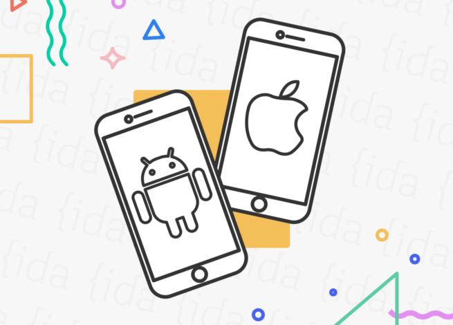 Transferencia de datos entre Android e iOS