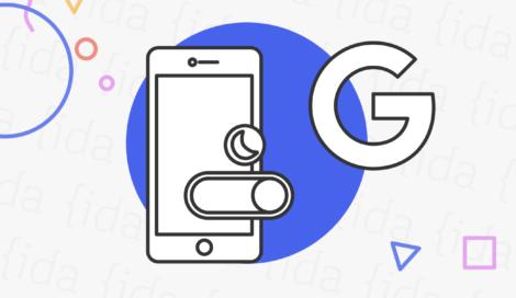 Imagen de Google lanza oficialmente su modo oscuro