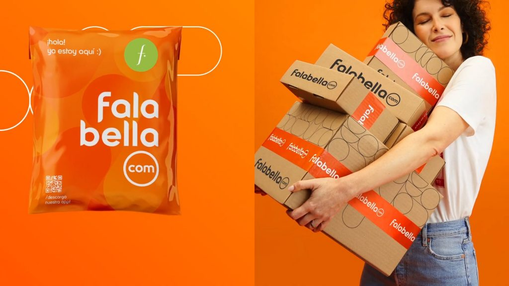 "Packaging ""Falabella.com"""