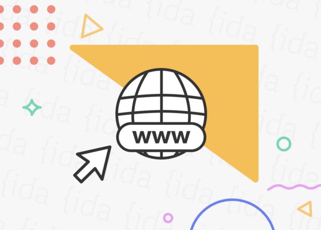 Referencia a la web.